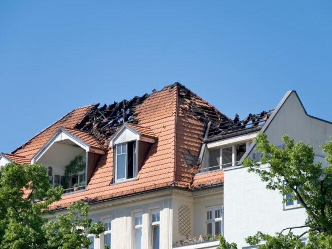 Fire Damage Insurance Claim Naples FL
