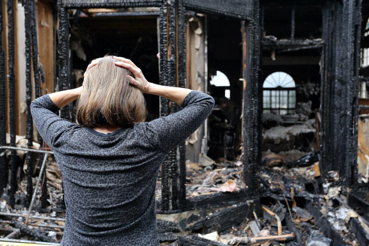 Residential Building Insurance Claim Naples