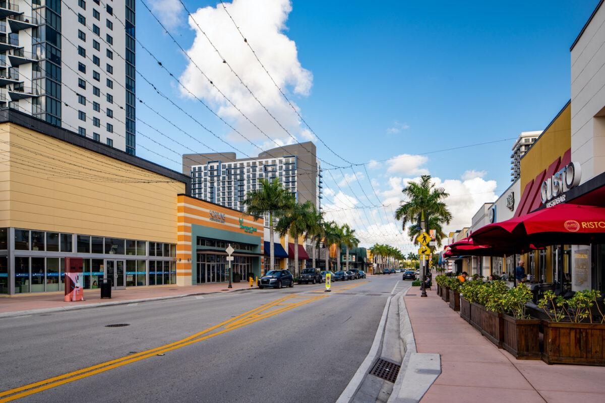 Retail Building Insurance Claim Miami FL