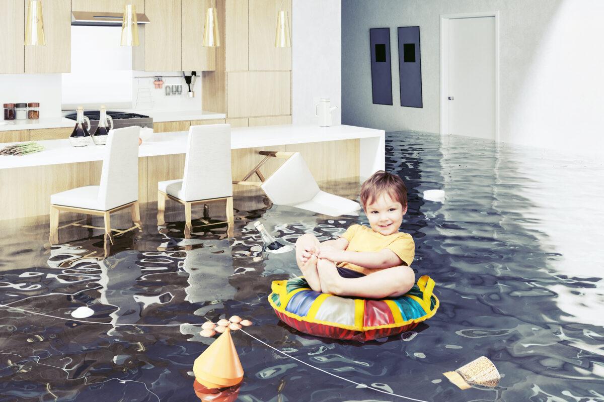 Major Plumbing Damage Insurance Claim Miami